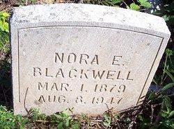 Nora E. <I>Hagood</I> Blackwell