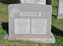 Gussie F. <I>Queen</I> Davidson