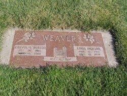 Louis Dickson Weaver