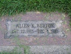 Allen Keith Burton