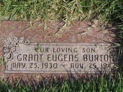 Grant Eugene Burton
