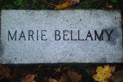 Marie <I>Morin</I> Bellamy
