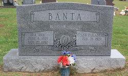 Helen <I>Payne</I> Banta