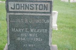 Mary E Johnston