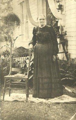 Margaret <I>Hinchman</I> Daubenspeck