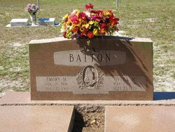 Oveda <I>Murrow</I> Batton