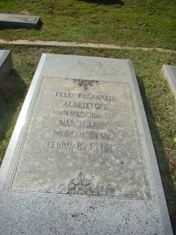 Felix Reginald Albritton
