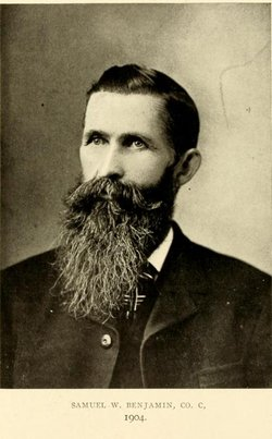 Samuel Webster Benjamin