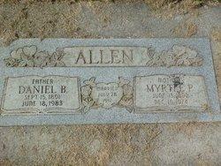 Daniel Berry Allen