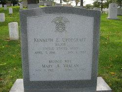 Kenneth E Updegraft