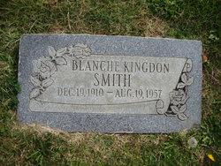 Blanche Elizabeth <I>Kingdon</I> Smith