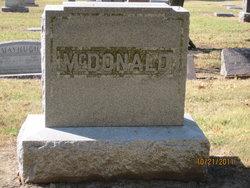 """Mary Martha """"Matty"""" <I>Landon</I> McDonald"""