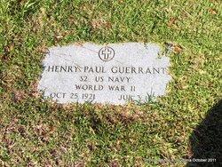 Henry Paul Guerrant, Jr