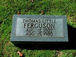 """Thomas """"Aunt Tommie"""" <I>Little</I> Ferguson"""