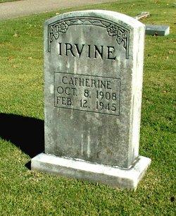 Catherine Irvine