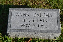 Anna <I>Dalema</I> Ament