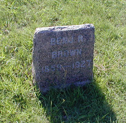 Benjamin R. Brown