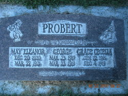 May Eleanor Probert