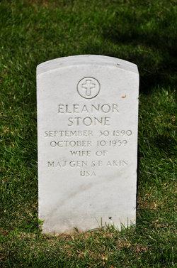 Eleanor Holt <I>Stone</I> Akin