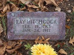 "Jesse Ray ""Ray"" Hitchcock"