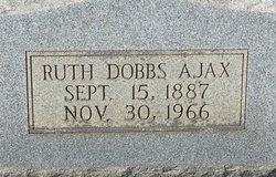 Ruth <I>Yates</I> Ajax