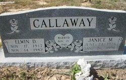 Elwin Dale Callaway