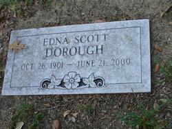 Edna <I>Scott</I> Dorough