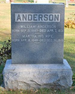Martha <I>Parke</I> Anderson