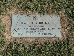Sgt Ralph S. Brink