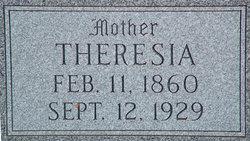 Theresia <I>Hertel</I> Kuhn