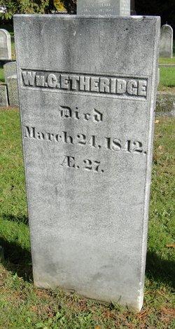 William C Etheridge