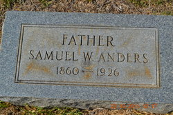 Samuel Washington Anders