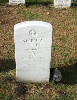 Allen Culver Butts