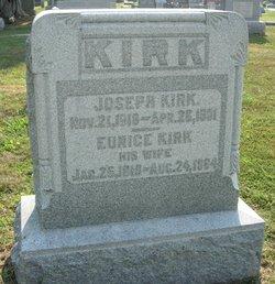 Eunice <I>Tracy</I> Kirk