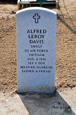 Alfred Leroy Davis