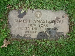 PFC James P Anastassiou