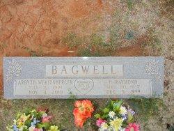 "Herbert Raymond ""Ray"" Bagwell"