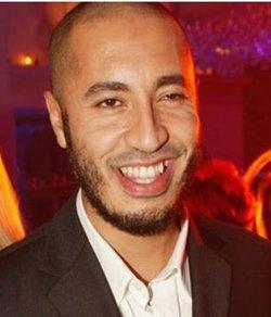 Saif Al-Arab Al- Gaddafi