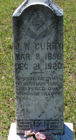 James Wesley Curry