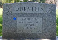 Ralph Keck Durstein, Sr