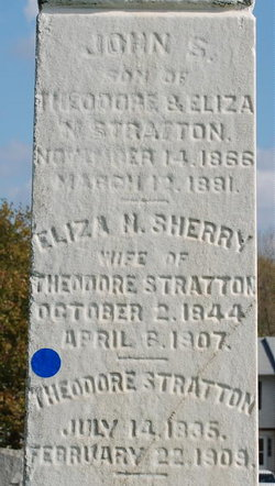 Theodore Stratton
