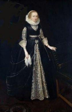 Elizabeth <I>Howard</I> Vaux