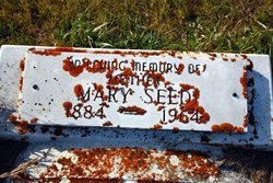 Mary <I>Zummach</I> Seed