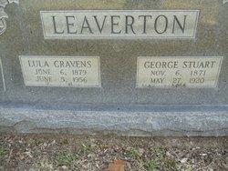 George Stuart Leaverton