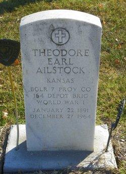 Theodore Earl Ailstock