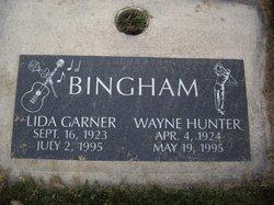 Wayne Hunter Bingham