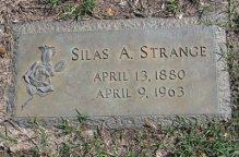 Silas Alexander Strange