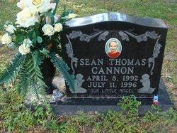 Sean Thomas Cannon
