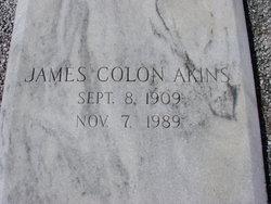 James Colon Akins