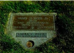 """Louis Megaarden """"Lou"""" Davis, Sr"""